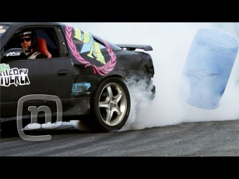 Drifter Ryan Tuerck Roars On To Network A