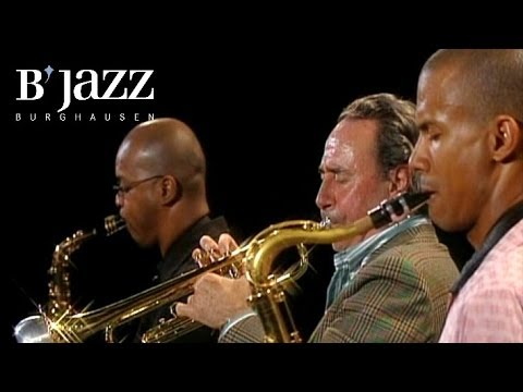 Greg Osby, Mark Turner, Franco Ambrosetti Sextet - Jazzwoche Burghausen 2001