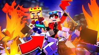 НОВЫЙ КРУТОЙ РЕЖИМ НА РЕАЛМСЕ! ЦАРЬ ГОРЫ ВМЕСТЕ С АИДОМ! Minecraft