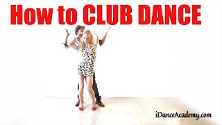 How to dance at the club (demo + explanation) dance floor game @clubdanceking