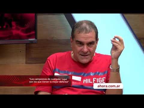 Entrevista del Chuzo González a Miguel
