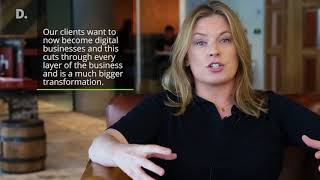 What does the Deloitte Customer & Digital team do?