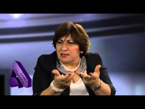 ANB Presents Live Interview With Mrs.Pascale Warda-President Of HAMMURABI HUMAN Rights Organization