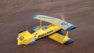 Rc Phoenix Bulldog Takeoff (electric Conversion)