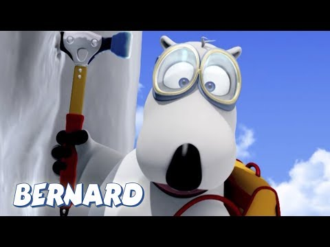 Bernard Bear | Ice Climbing AND MORE | 30 minute Compilation
