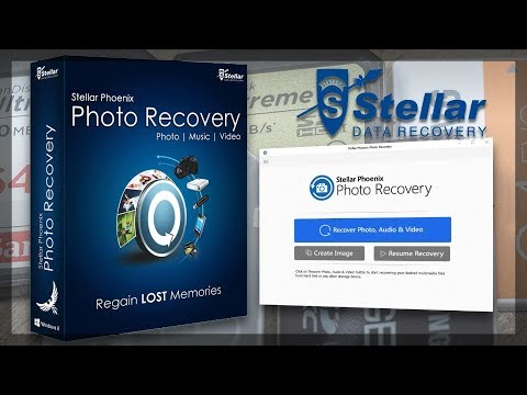 Stellar Phoenix Photo Recovery Software Review - Recover Your Lost Photos & Videos