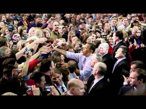 Students excited for Obama visit on YouTube