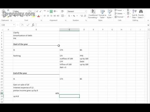 Technical Accounting Interview - Superday Example | GFC