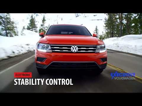Executive Volkswagen - We Give You, the 2018 Tiguan!