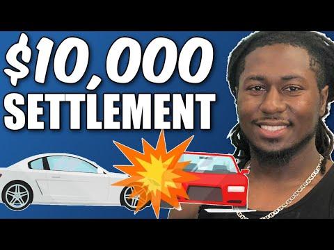 $10K Settlement for Herniated Discs in Neck & Back (GEICO Car