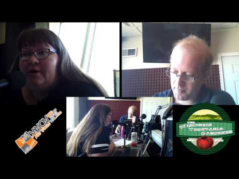 Garden Practices That Work (In station video) The Wisconsin Vegetable Gardener Radio Show #8