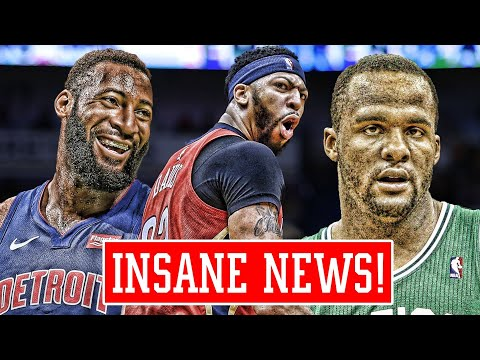 NBA Coaches HATE the Rockets! Glen Davis BUSTED! Andre Drummond got a JUMP SHOT?! | NBA News