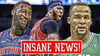connectYoutube - NBA Coaches HATE the Rockets! Glen Davis BUSTED! Andre Drummond got a JUMP SHOT?! | NBA News