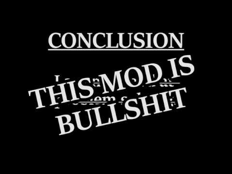 """So I installed a mod for half life 2... - The """"very hard"""" mod"""