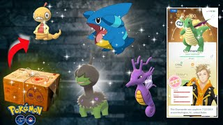 New update in pokemon go || new breakthrough research || how to get shiny dieno |