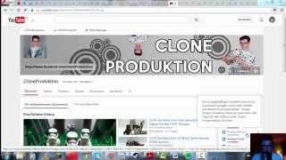 Ich Pushe kleine YouTuber !! mit TWC Production # Talentscout Verrückt
