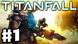 Titanfall - Gameplay Walkthrough Part 1 - Multiplayer Campaign in 1080p HD (PC, Xbox One)