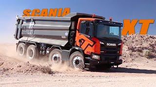 Scania Serie XT offroad - Contacto - Matías Antico - TN Autos