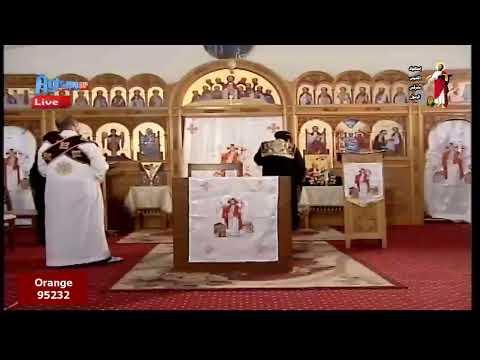 بث مباشر عشية و تطييب رفات القديس مارمرقس من كنيسة رئيس الملائكة ميخائيل - كينج مريوط