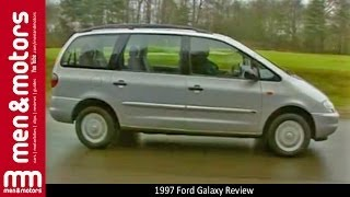 1997 Ford Galaxy Review - Featuring James May(Samantha Kenny is in Germany testing out the 1997 model Ford Galaxy, seeing how it performs and handles, as well as how practical it is compared to other ..., 2014-03-02T11:00:01.000Z)