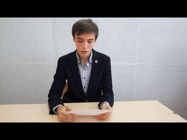 Илья Иванов читает произведение «Сны» (Бунин Иван Алексеевич)