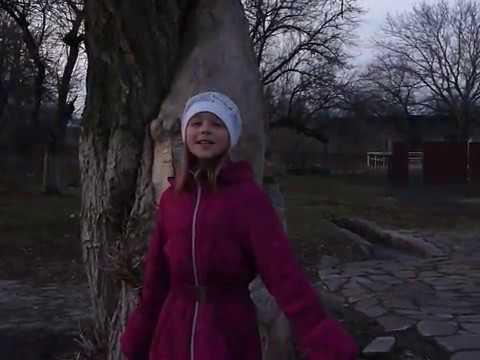Изображение предпросмотра прочтения – ДарьяГраубергер читает произведение «Весна (Зима не даром злится…)» Ф.И.Тютчева