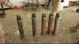 أخبار عربية - أخبار الآن تكشف صواريخ داعش السامة
