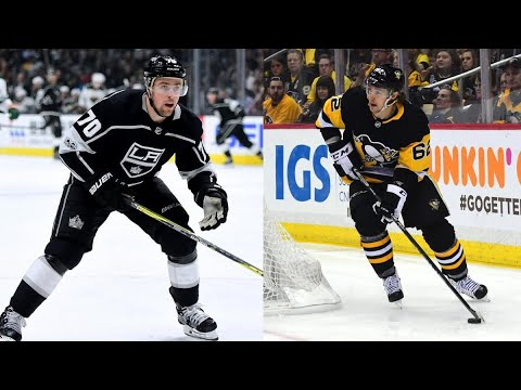 Kings and Penguins Swap Forwards