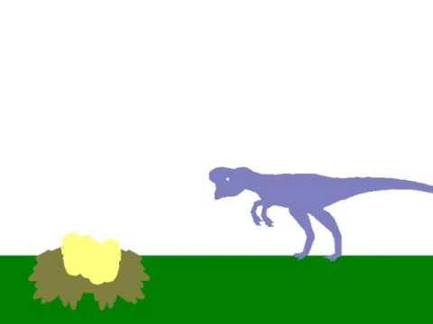 Nanotyrannus vs Oviraptor