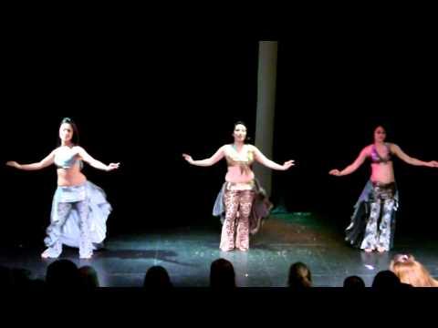 Electronic Bellydance - Samsara, Ghalia & Shelzian