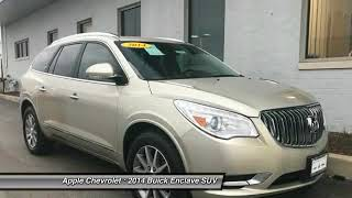2014 Buick Enclave Stock: 61653