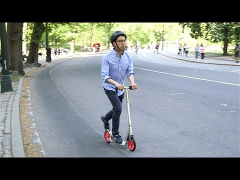 Kick Scooter Commuters: A Fun Ride Even for Adults