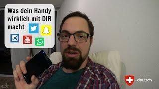 Was dein Handy wirklich mit dir macht