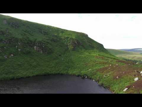 Dublin Mountains 4K Video Sample - Phantom 4 Drone