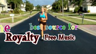 Royalty-Free Music: Sports, Workout, Dance