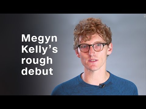 NBC's Megyn Kelly problem