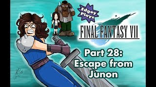 Edgey Plays Final Fantasy VII Part 28: Escape from Junon