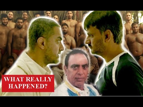 DANGAL - 5 Things Never Happened in Reality