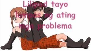 Gakuen Alice Academy Opening song ♥ tagalog version!