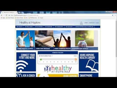 Bayview Healthy at Hopkins Webinar