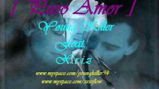 Young Killer & XRIZ - Puro Amor (Audio)