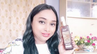 Wow skin science Lavender and Rose Face Mist Toner | Review