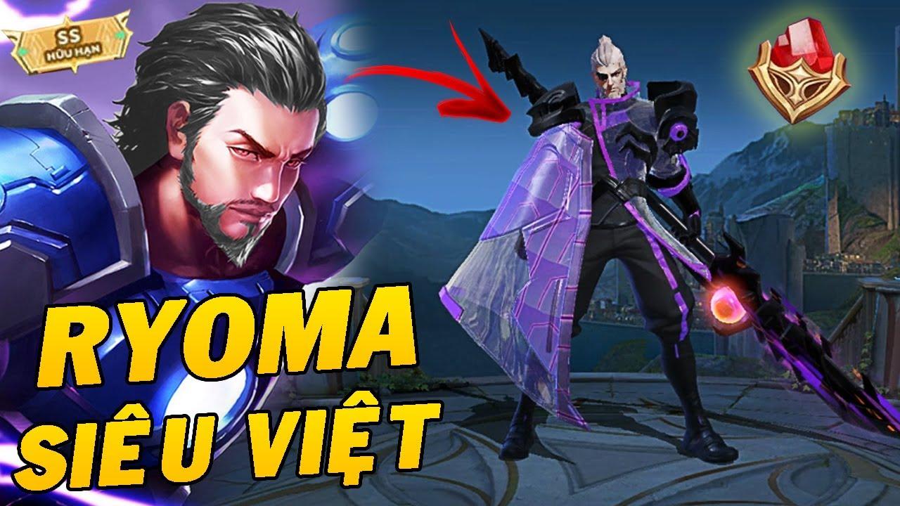 Liên Quân Ra Mắt Trang Phục Mới RYOMA Siêu Việt Bậc SS - Jin TV