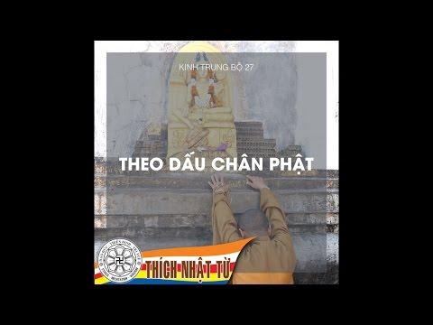Kinh Trung Bộ 27 (Kinh Dụ Dấu Chân Voi) - Theo dấu chân Phật (10/12/2005)