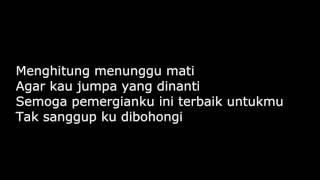 Aiman Tino - Ku Rela Dibenci (Lirik)