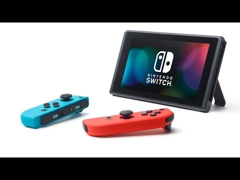 Nintendo Switch Hardware - Leistung, Preis & Release-Termin