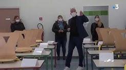 Dans l'Eure, le collège de Cormeilles prépare sa rentrée