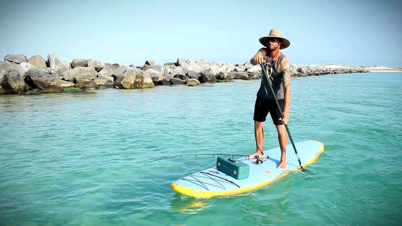 Best Selling Paint Coastal Cruiser Paddle Board Youtube