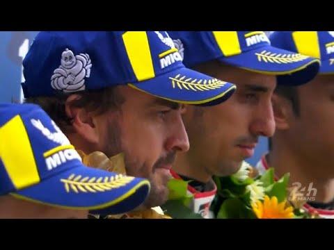 euronews (in Italiano): Alonso infinito, bis alla 24 ore di Le Mans