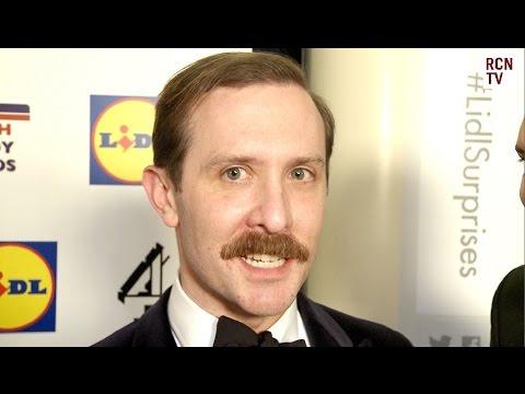 Toast Of London Tim Downie & Shazad Latif Interview - British Comedy Awards 2014